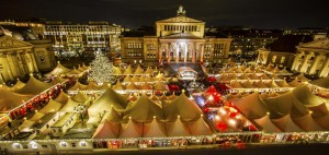 WeihnachtsZauber at the Gendarmenmarkt
