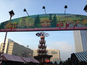 Alexanderplatz Christmas Market